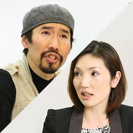 渡部陽一×武田美保