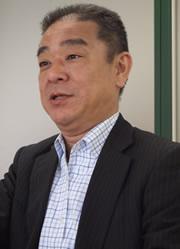 川口雅裕インタビュー写真
