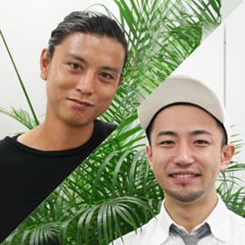 平尾成志×栗原貴史