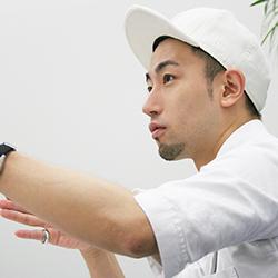 盆栽師・平尾成志さんとPEEK-A-BOOトップスタイリスト・栗原貴史さんの対談写真01