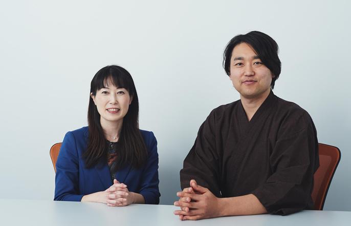 宇宙飛行士・山崎直子 × 書道家・武田双雲