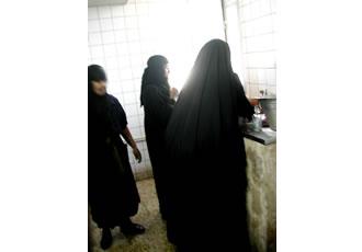 イスラムの女性達