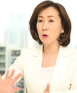 林久美子さんインタビュー3