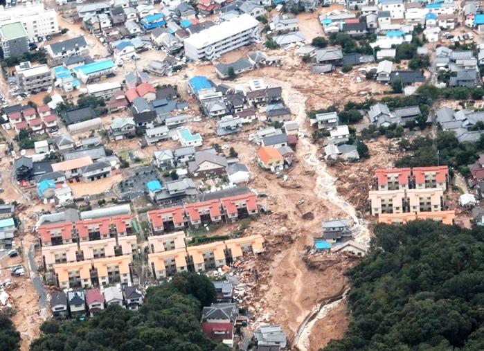 平成26年(2014年)広島土砂災害