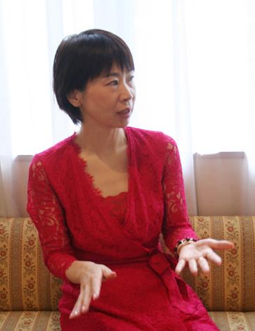宮崎美千子インタビュー