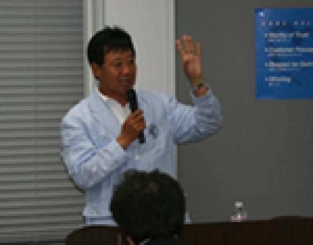 山野孝義 プロフィール|講演会...